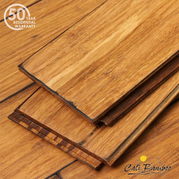 Cali bamboo for Click hardwood flooring