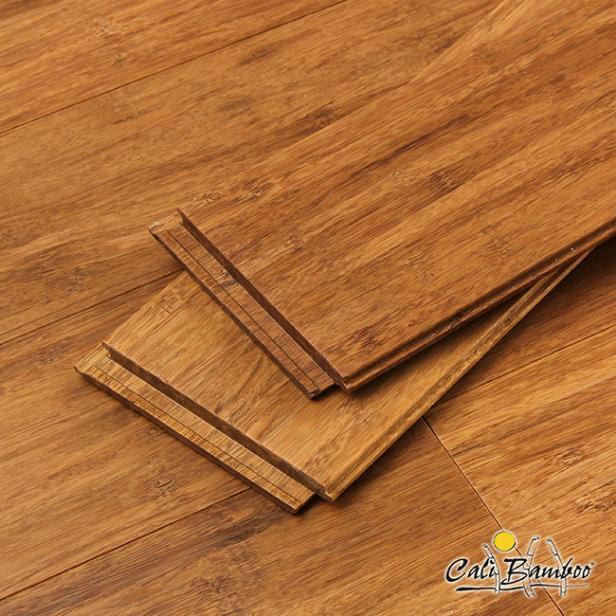 ... Java Fossilized® Click Bamboo Flooring ...